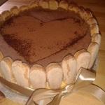 Tort: sernik z truflą