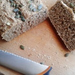 Chleb razowy pszenno-żytni