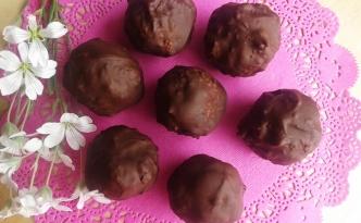 kokosanki w czekoladzie