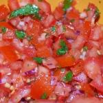 Dip pomidorowy (salsa pomidorowa)