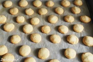 ciasteczka cytrynowe kruche