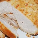 Filet z indyka pieczony
