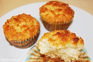 muffiny kokosowe