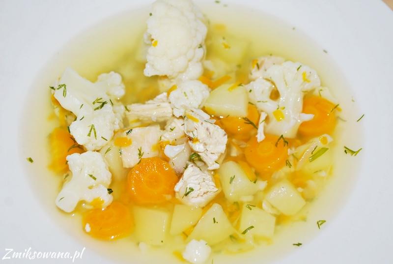 Zupa kalafiorowa