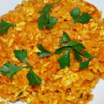 Zapiekanka ryżowa z mięsem mielonym