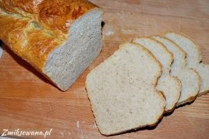 Chleb na drożdżach pszenny