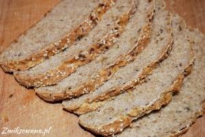 Chleb na maślance orkiszowy