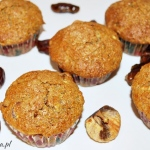 Razowe muffinki z daktylami i figami